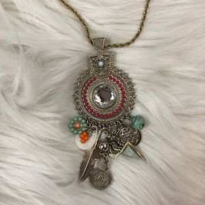 Maurices Charm Necklace